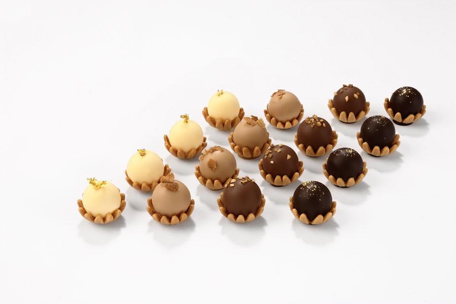 Crémeux chocolat Inaya™ 65%