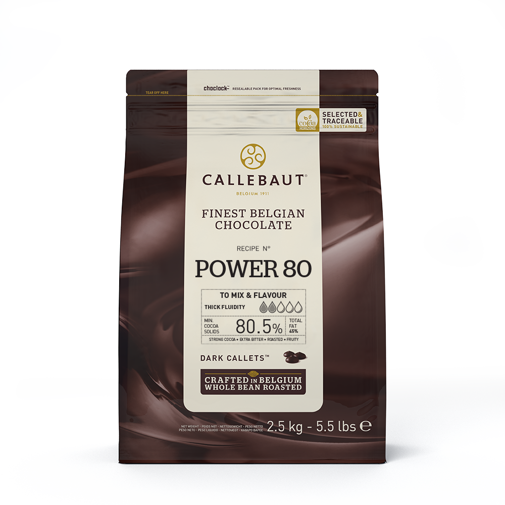 Power chocolade donker - Power 80