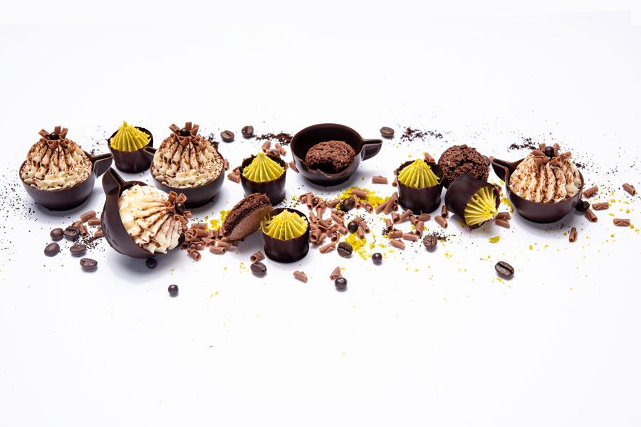 Chocolatte banqueting desserts
