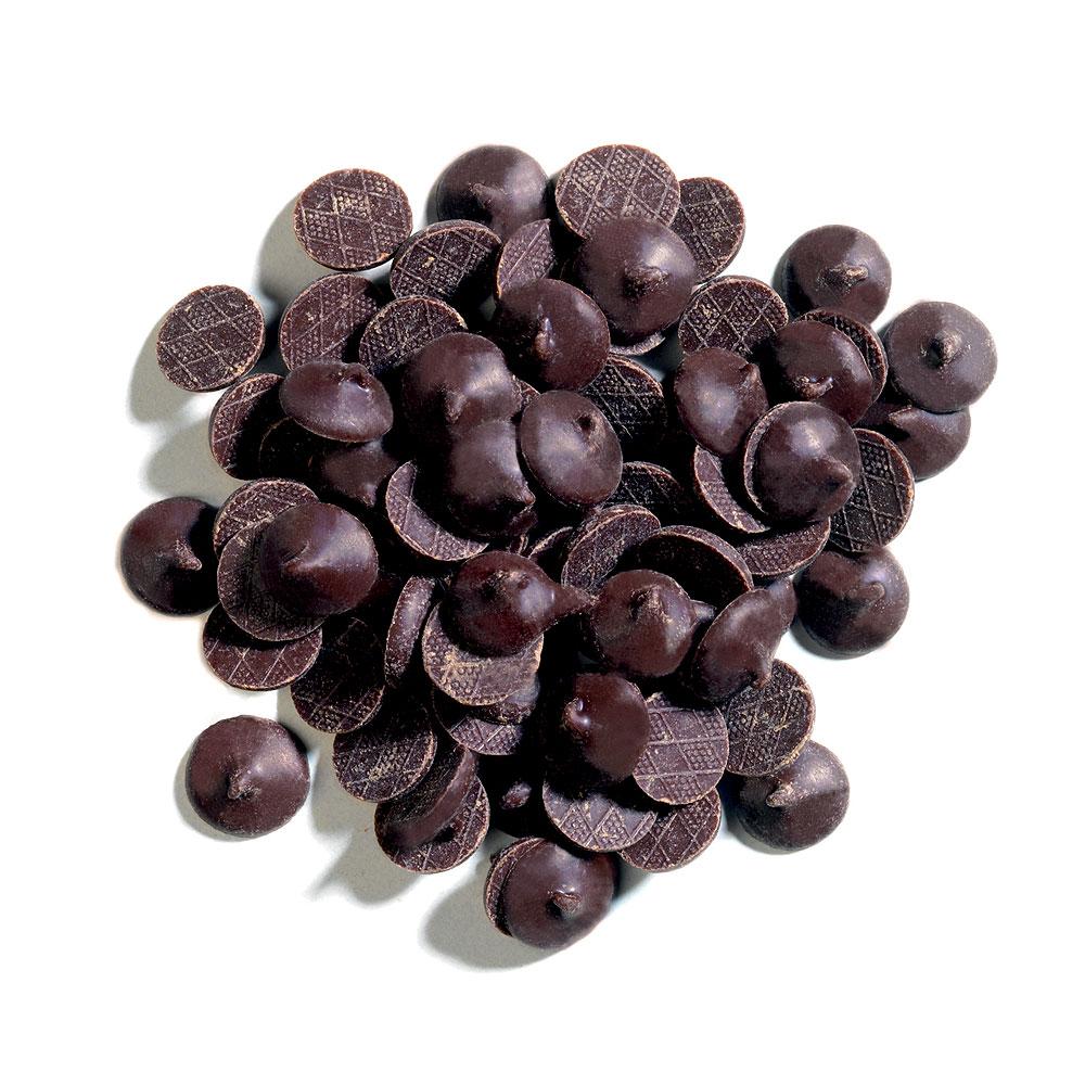 Dark chocolate chips M without added sugar | BC Studio