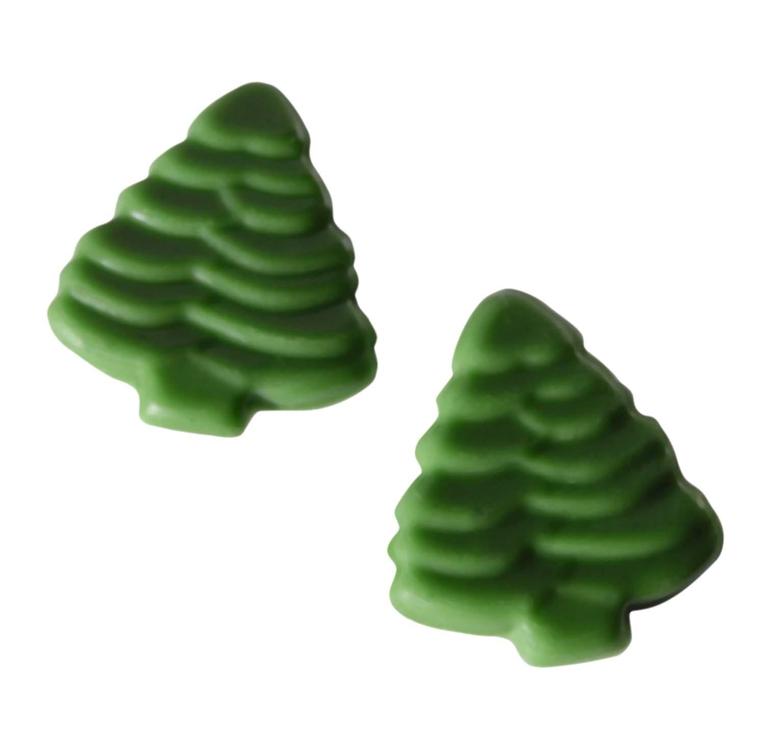 Signature decorations (Jura) - Christmas Tree Green