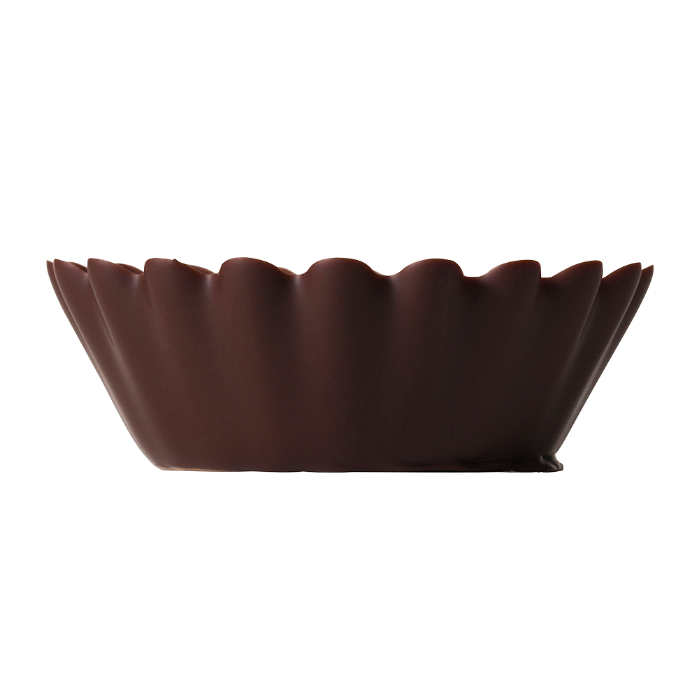 Vasos  exclusivas - Dark Chocolate Mini Cups