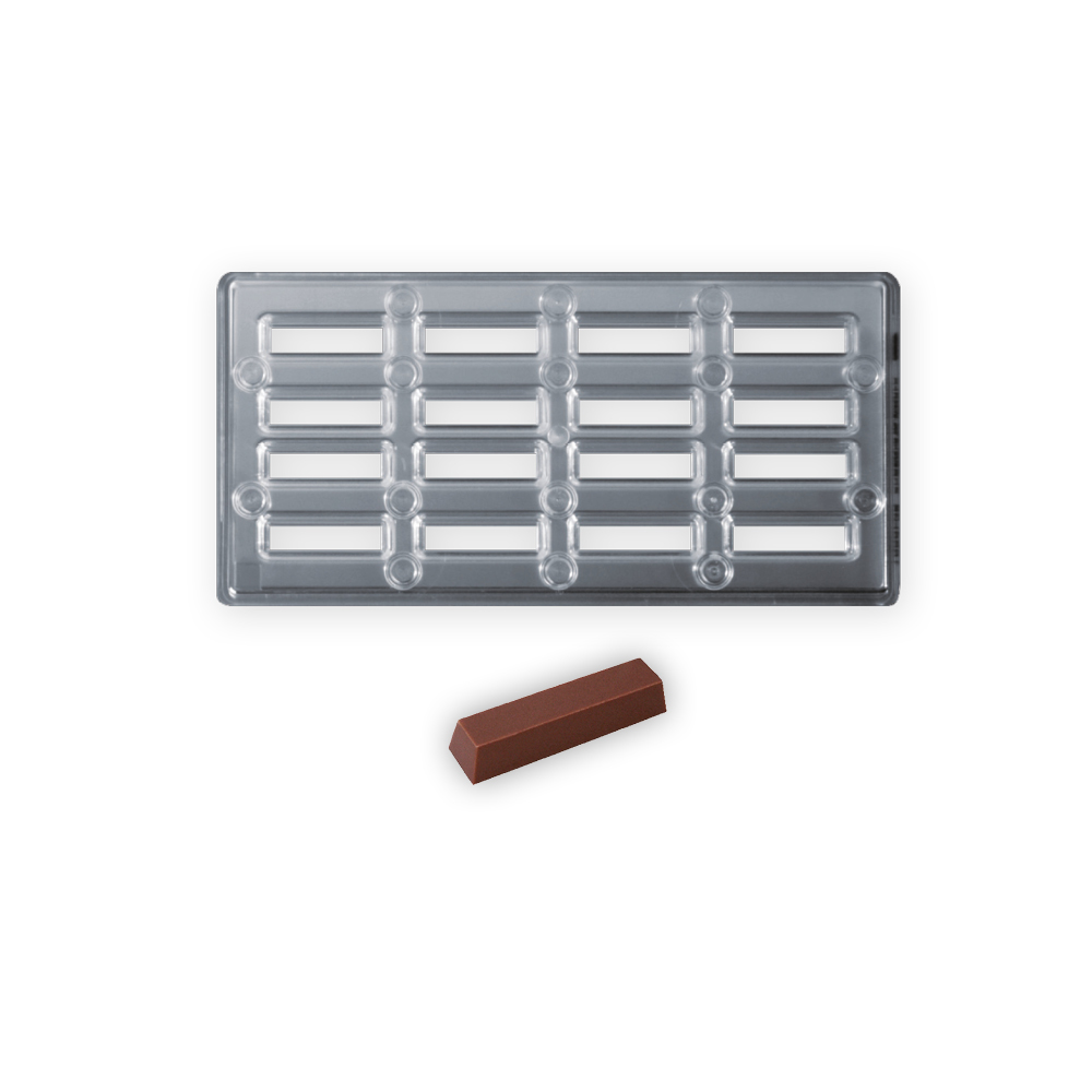 Tablet -  Magnetic Mould - 48x12xh9mm