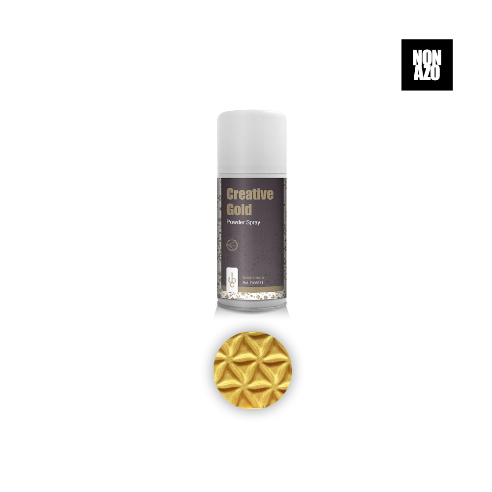 Glitter Spray Gold - 150ml