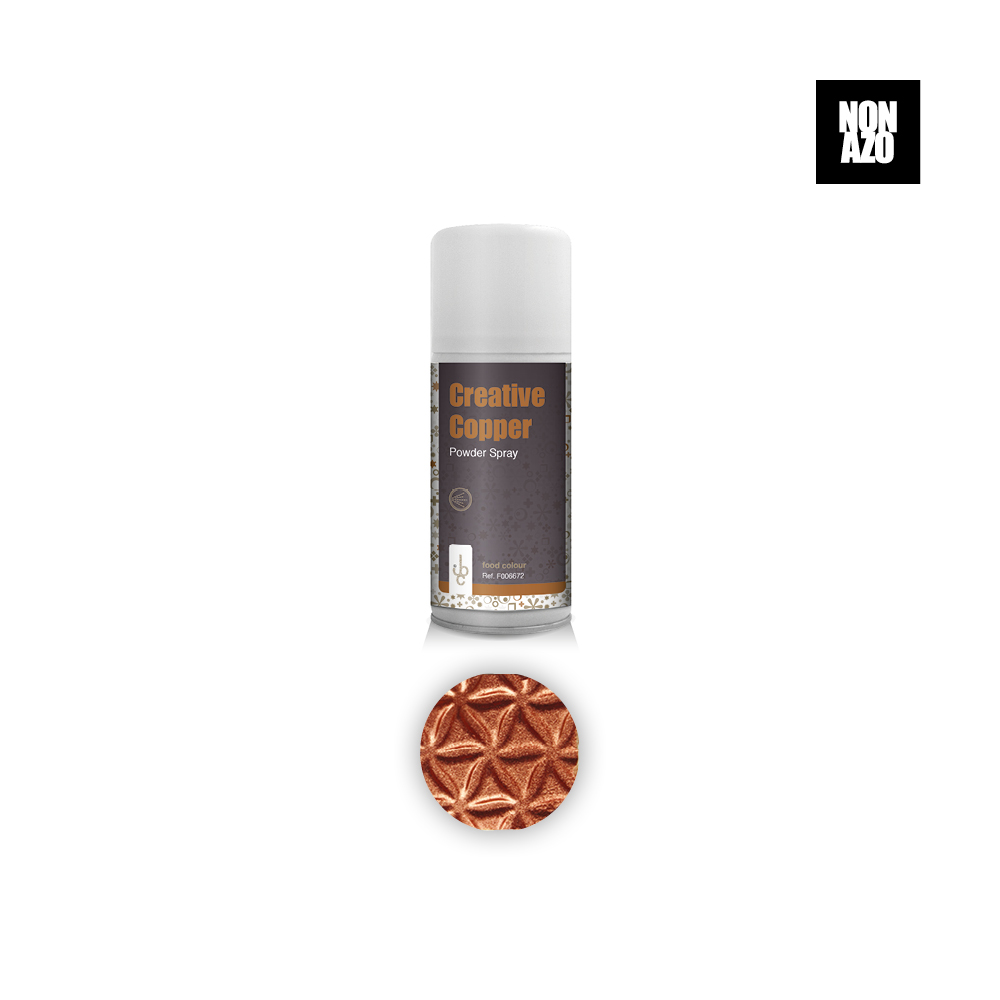 Glitter Spray Copper - 150ml - From Natural Origin