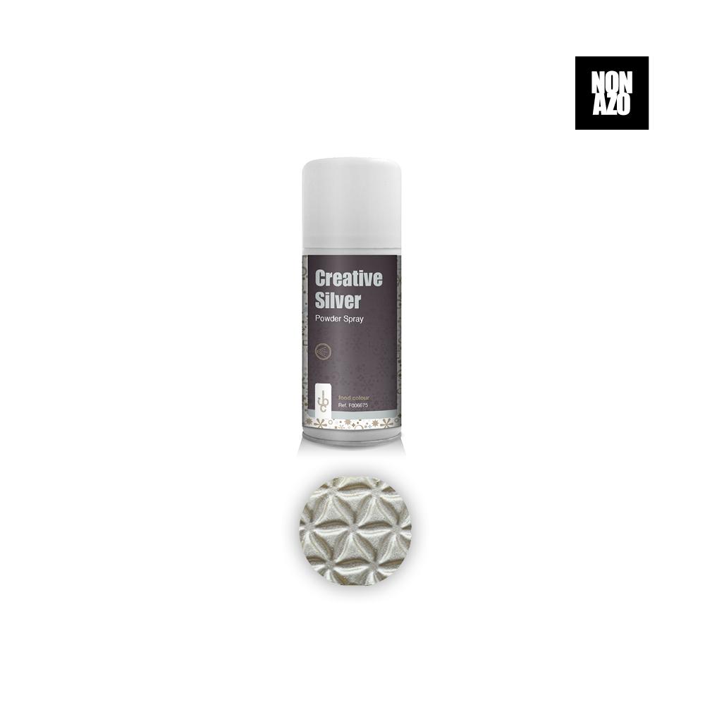 Glitter Spray Silver - 150ml