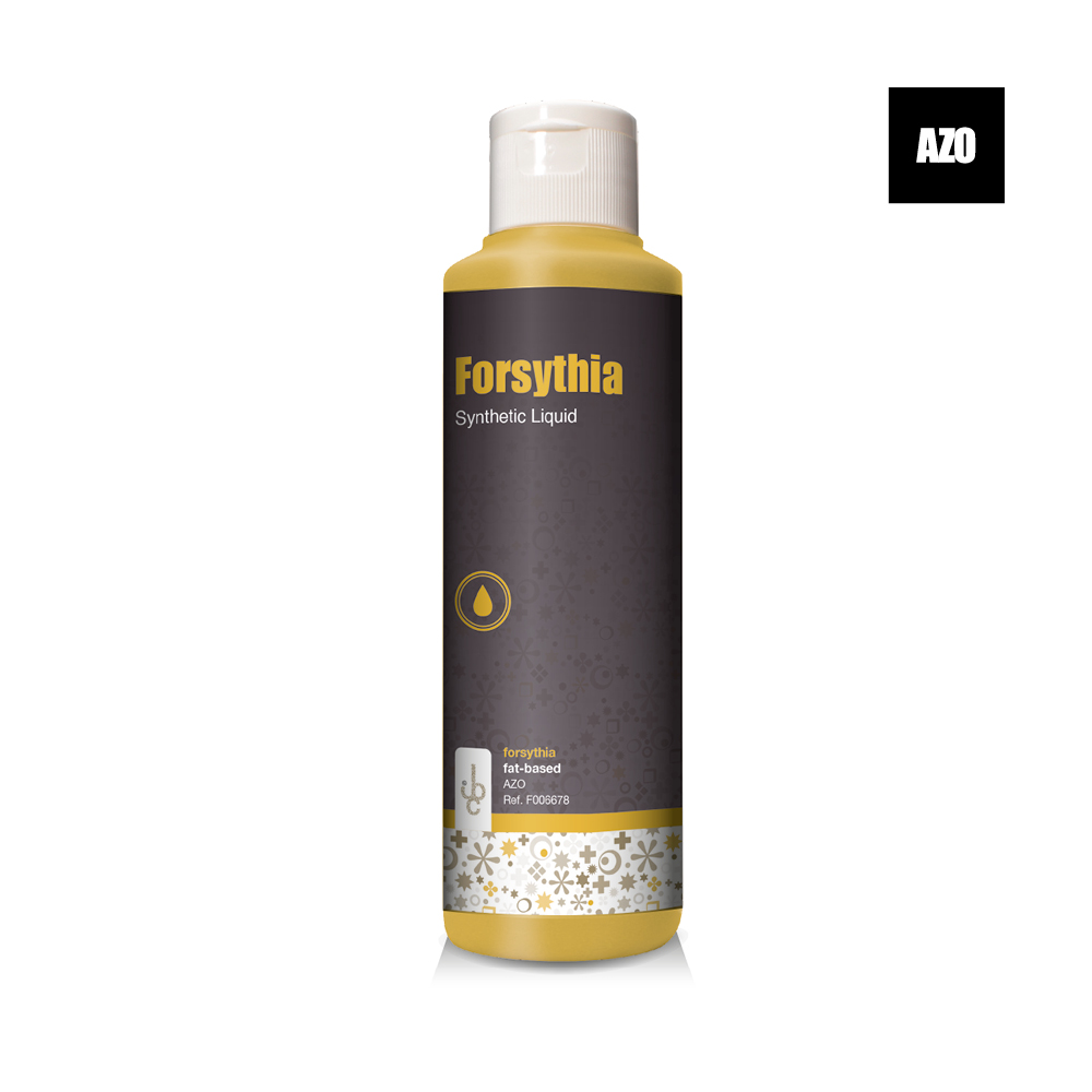 Colored Cocoa Butter Forsythia