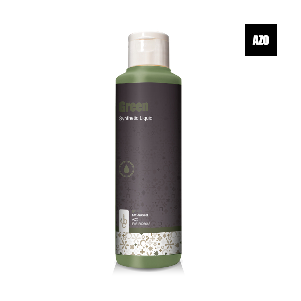 Colored Cocoa Butter Green