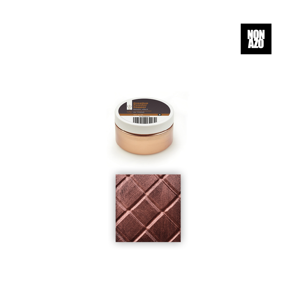 Copper Powder - Food Colorant - 25gr