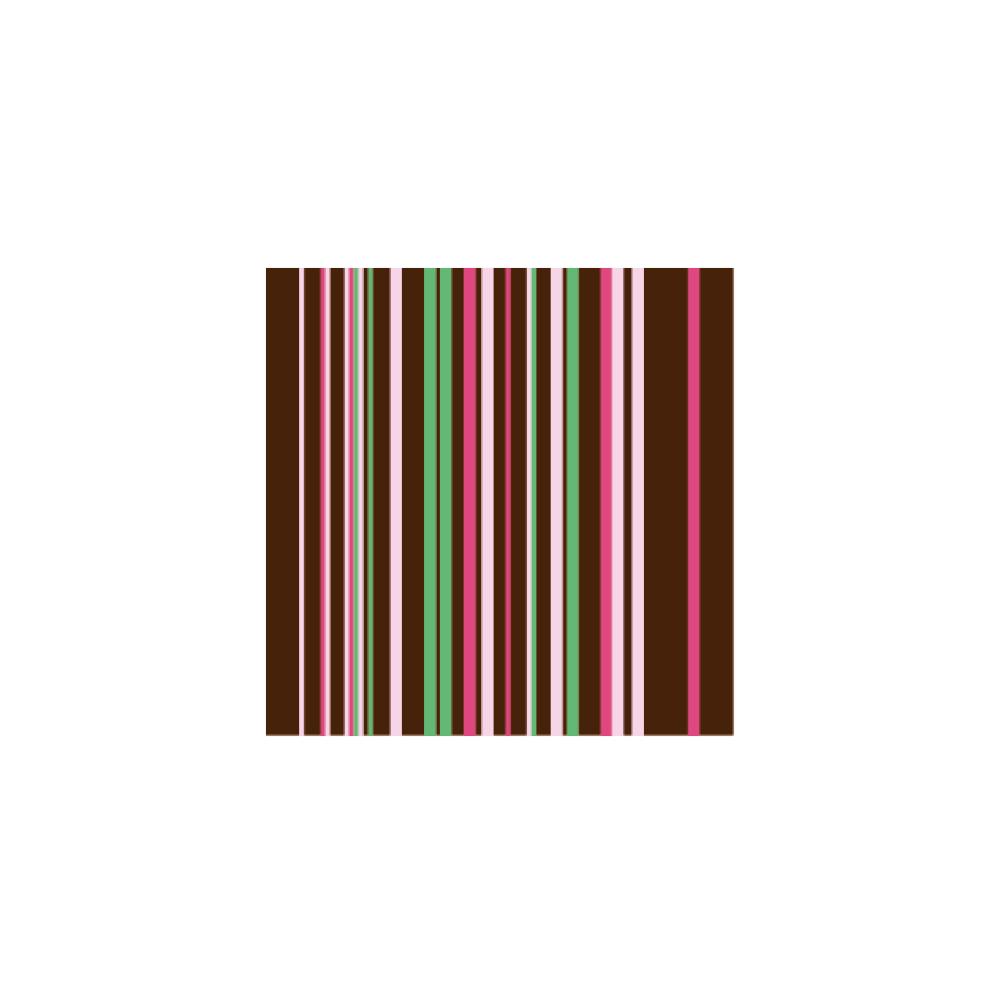 Squared Strips - Chocolate Decorations - Square Plaques - 280 pcs