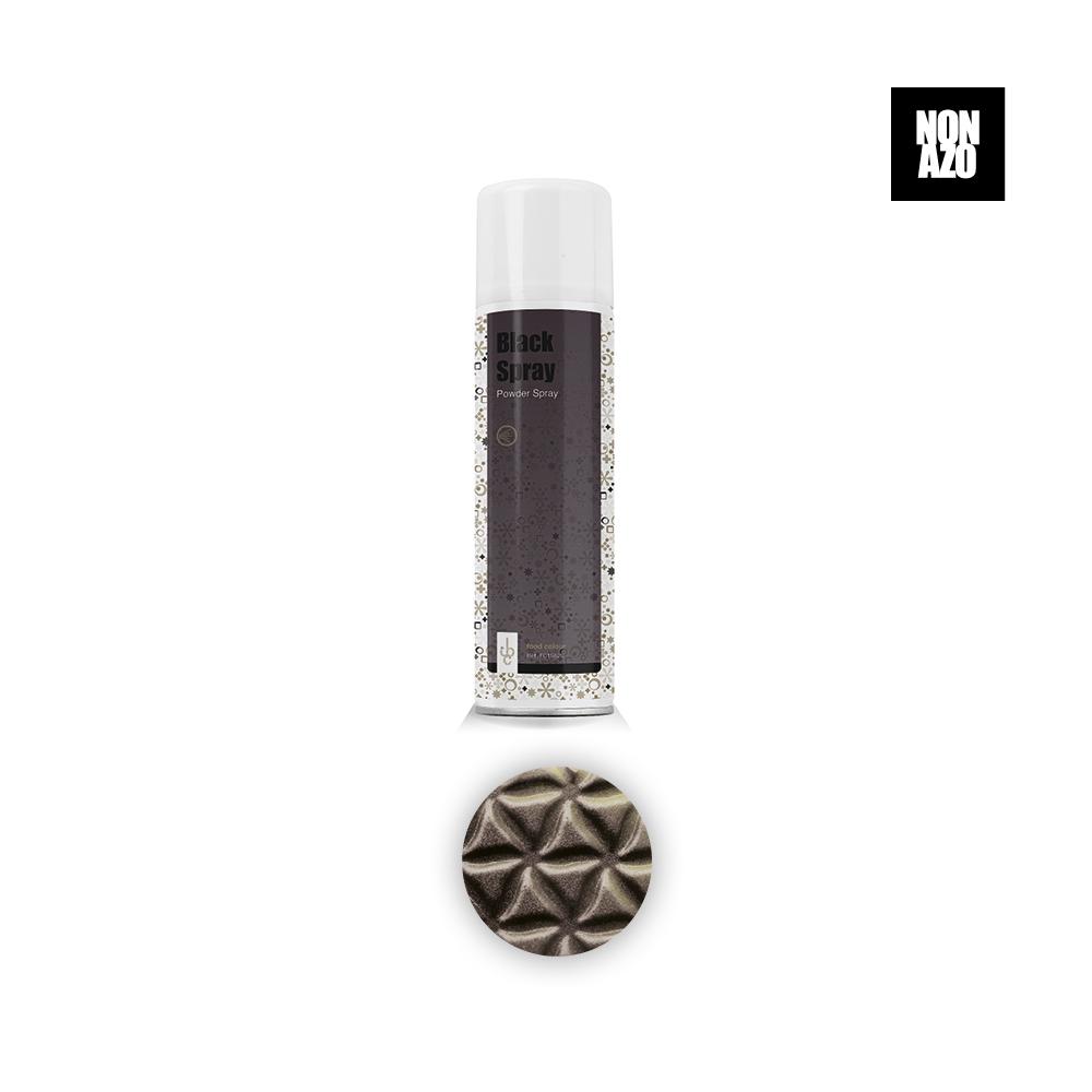 Black Spray - Food Colorant - 400ml