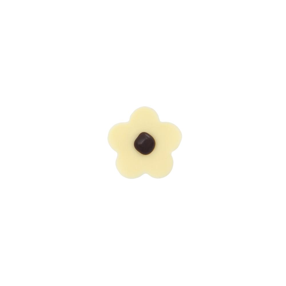 Original Flower - Chocolate Decorations - Flower Plaque - 308pcs