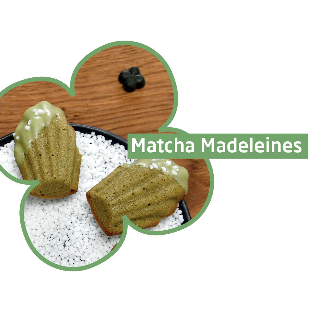 Flavor Flowers Matcha