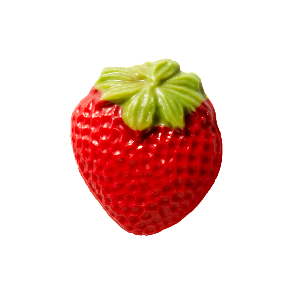 Fruit decorations - Flavoured Strawberries