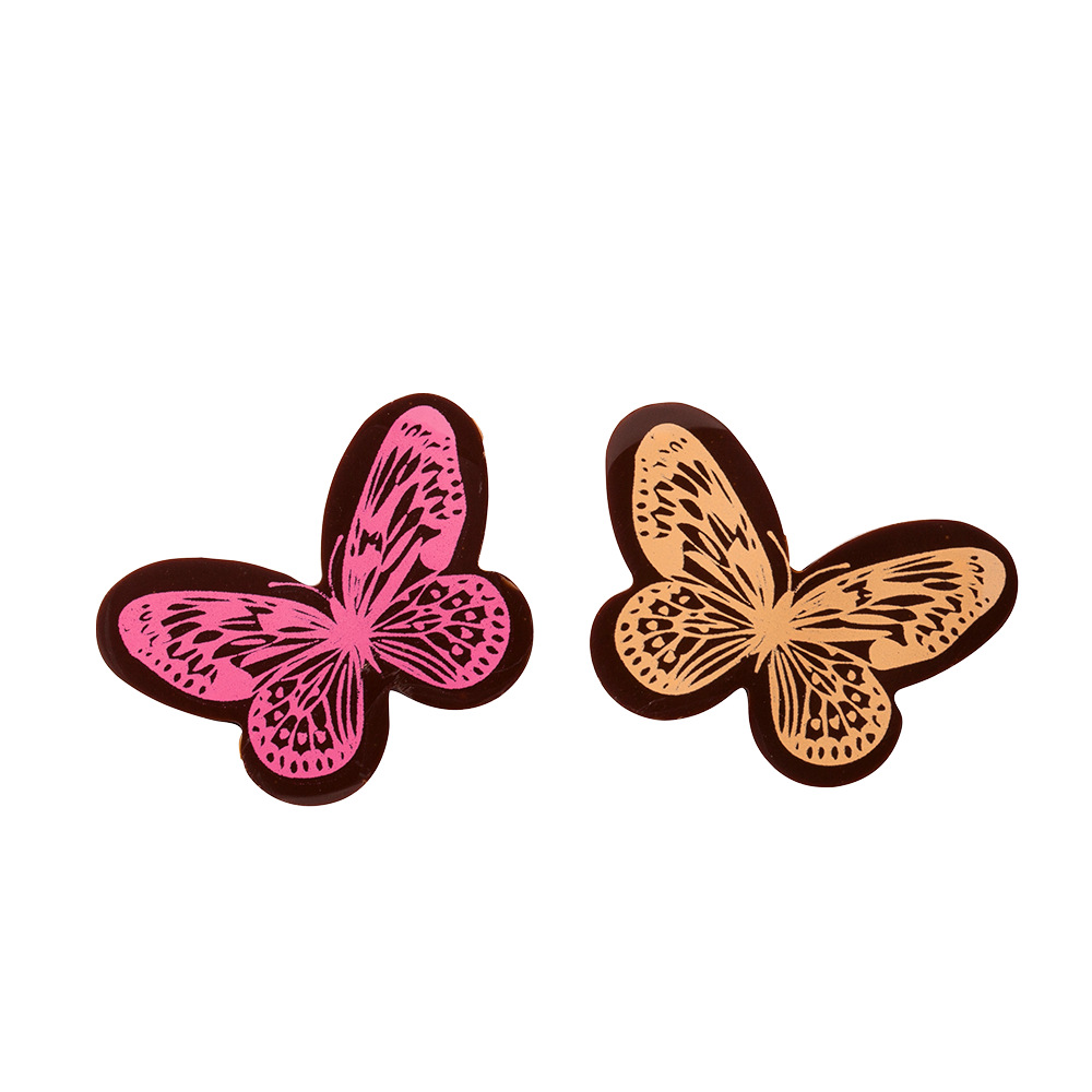 Primavera - Flower Butterflies