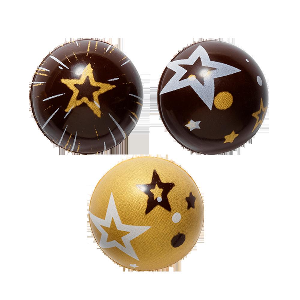 Balletjes - Glitters Spheres