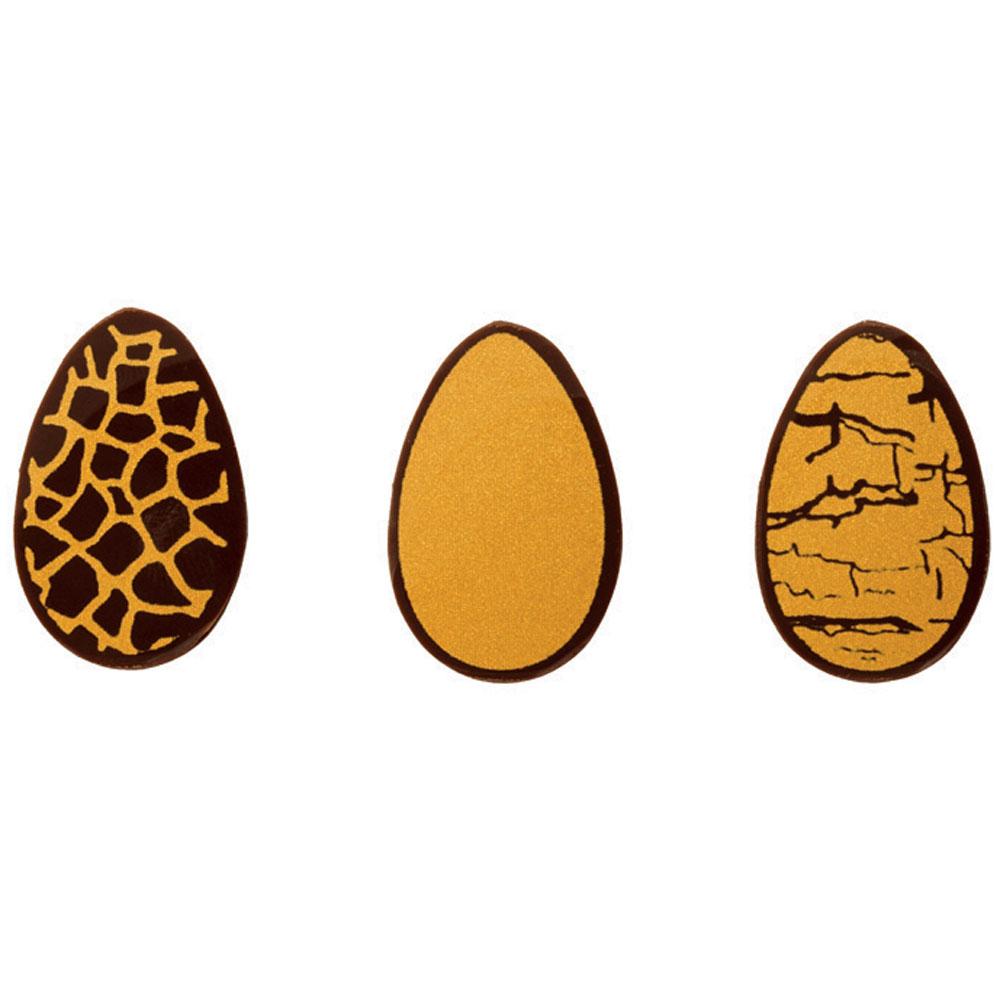 Pâques - Goldie eggs