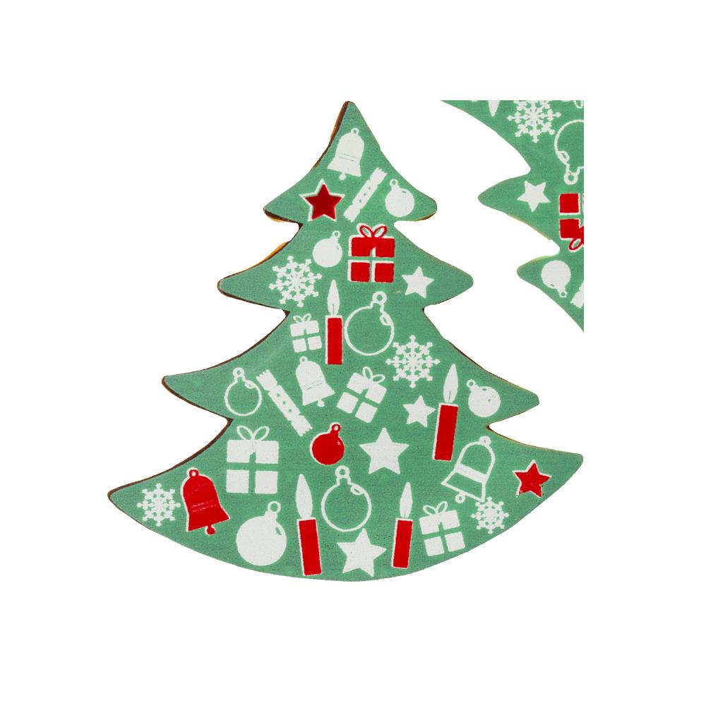 Christmas / Winter - Green Christmas Tree