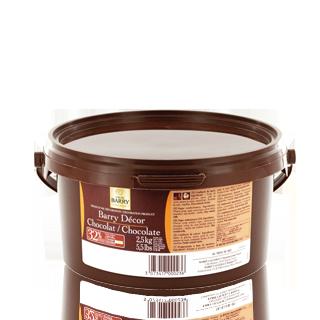 Chocolate Barry Decor Cacao Barry