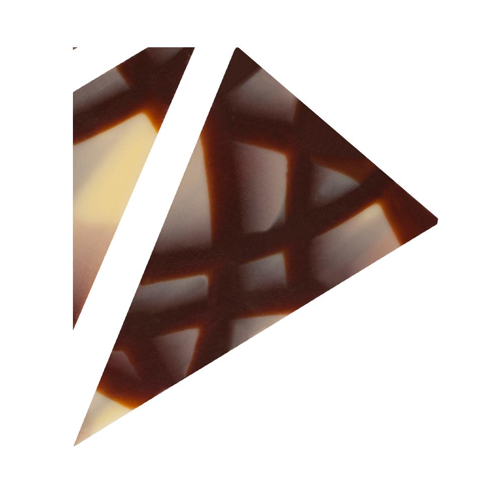Décors signature (Jura) - Marbled Chocolate Jura Points