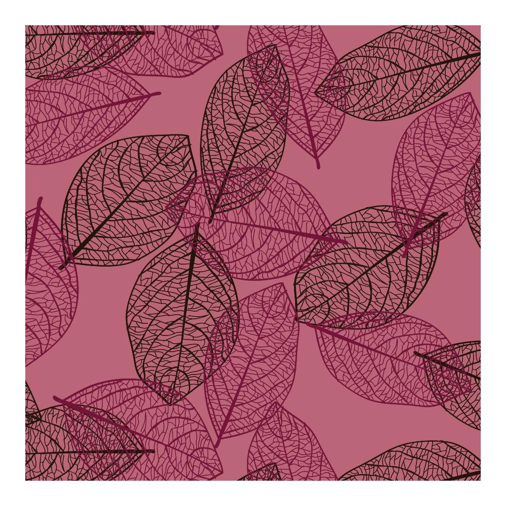 Trasferello - Trasferibili ruby leaves
