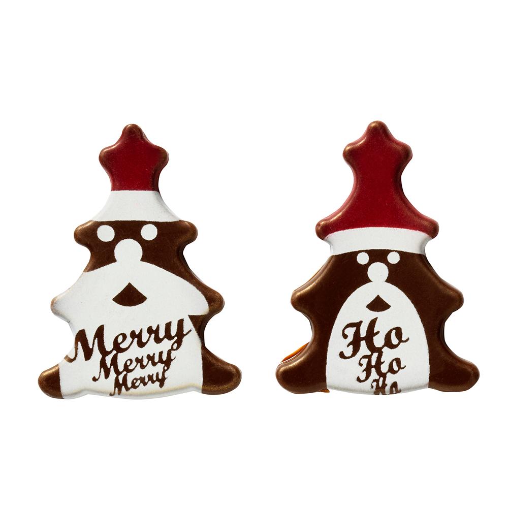 Navidad - Santa Tree Assortment