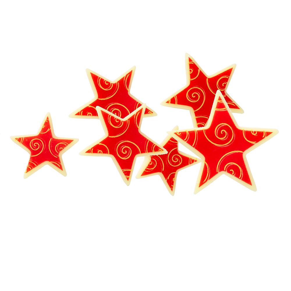 Kerstmis / Winter - Spherical Stars