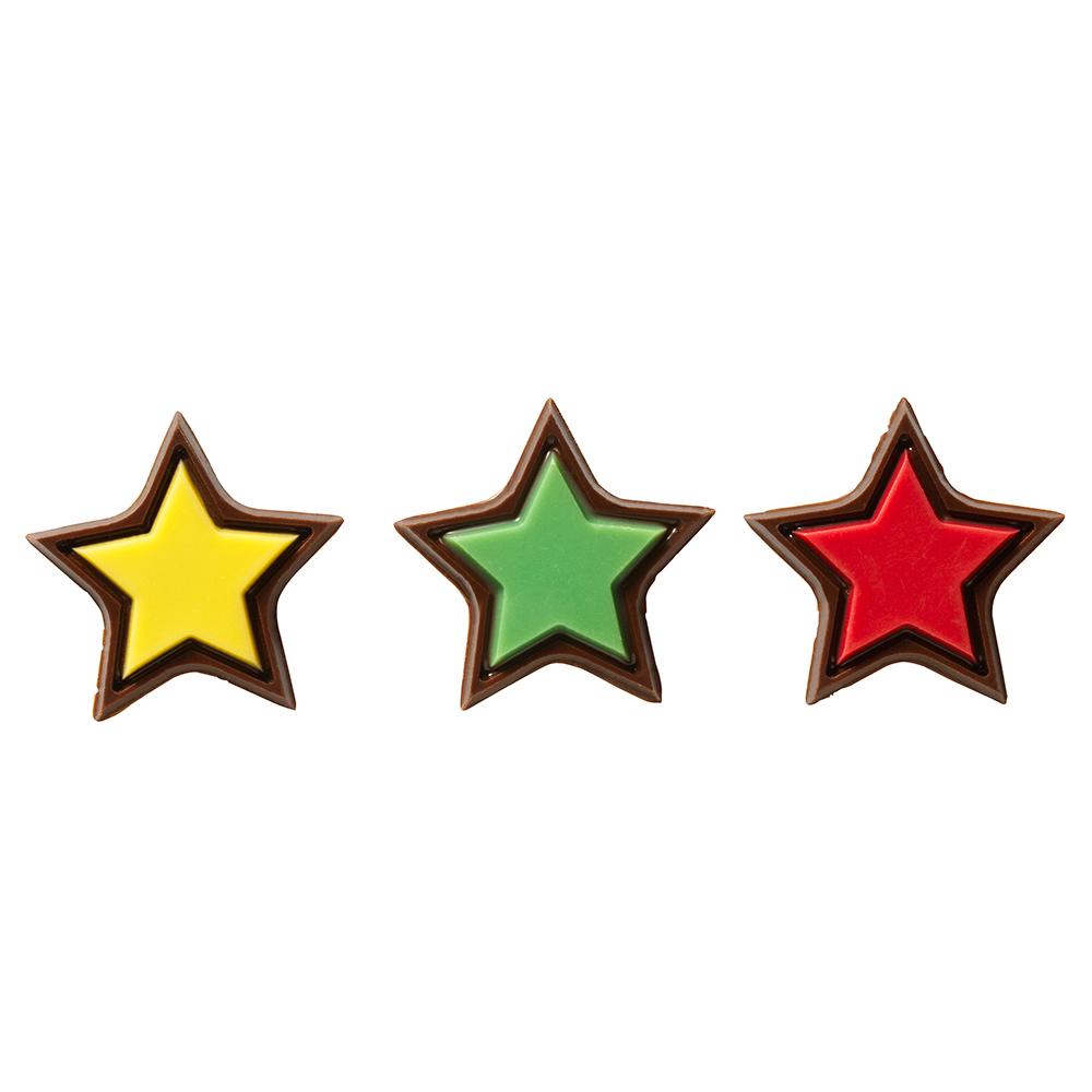 Kerstmis / Winter - Star Assortment