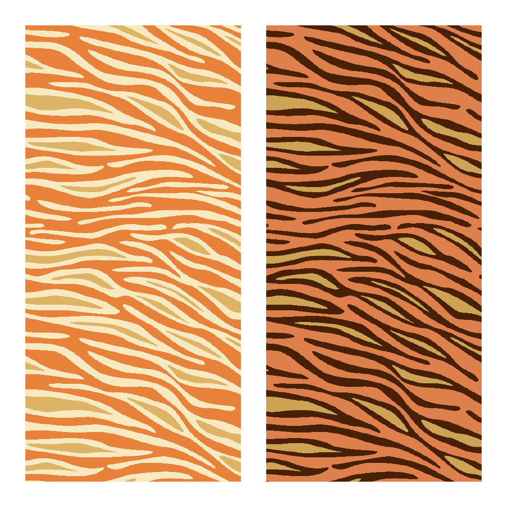 Trasferello - Transfer Sheets Tiger