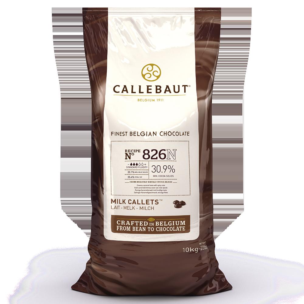Teneur en cacao comprise entre 30 et 39% - 826N-NV