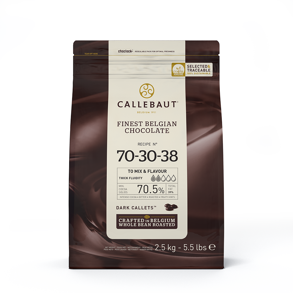 De 70% a 79% de cacao - 70-30-38
