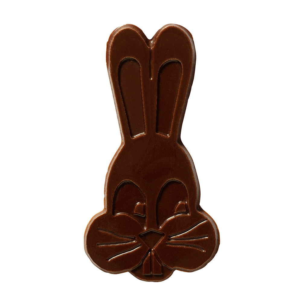 Pascua - Dark Chocolate Bunnies