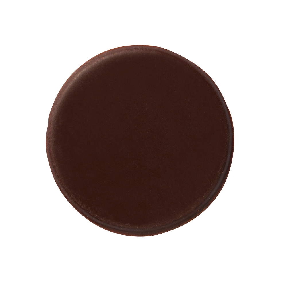 Signature decorations  (Jura) - Dark Chocolate Rounds