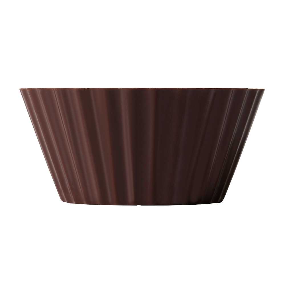 Signature cups - Dark Chocolate Victoria cups
