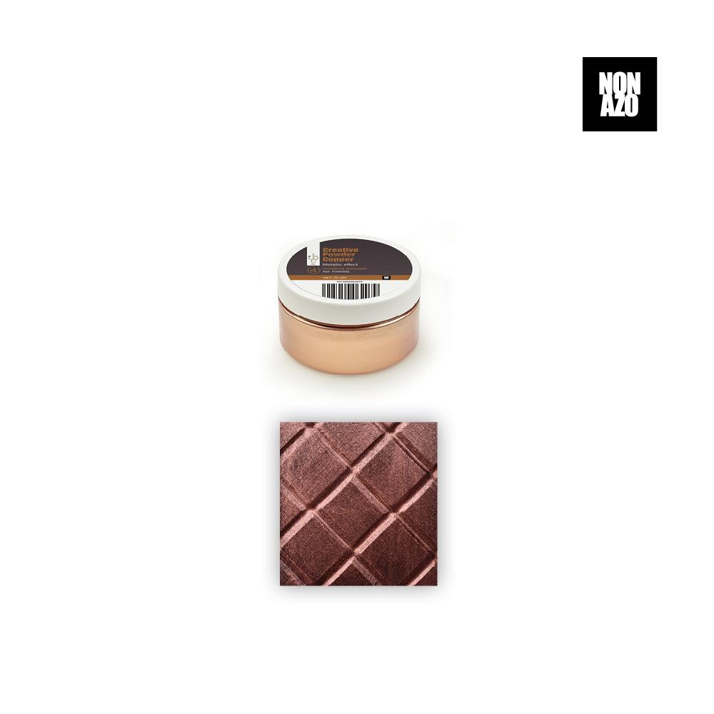 Copper Powder - Food Colorants - 25gr