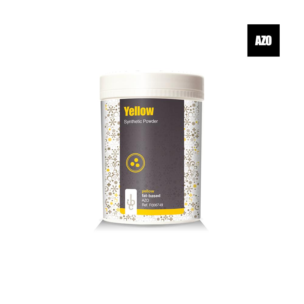 Yellow Powder - Food Colorant - 100gr