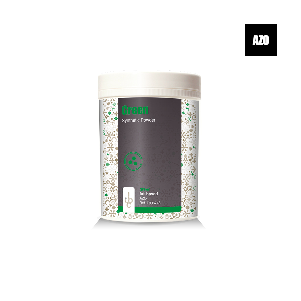 Green Powder - Food Colorant - 100gr