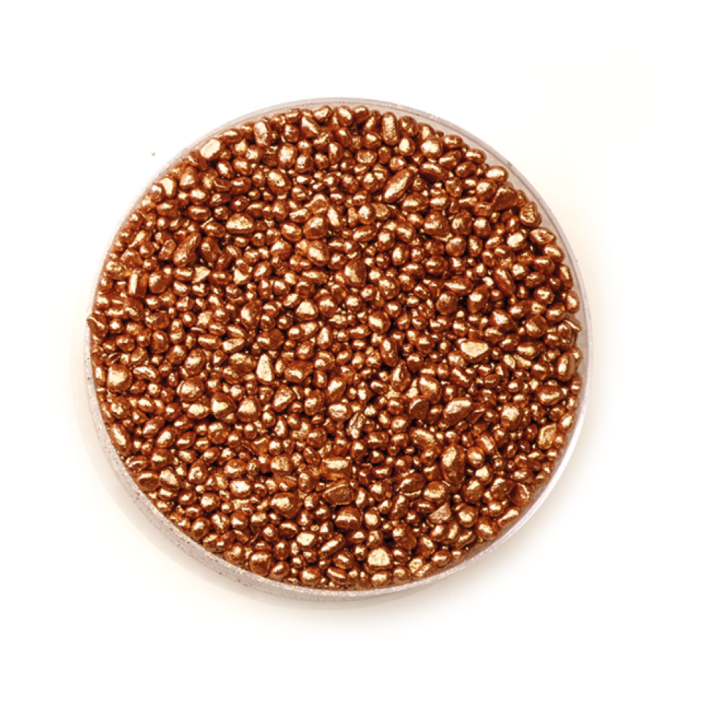 Marzipan Crunch Bronze - Sprinkles & Inclusions - 350gr