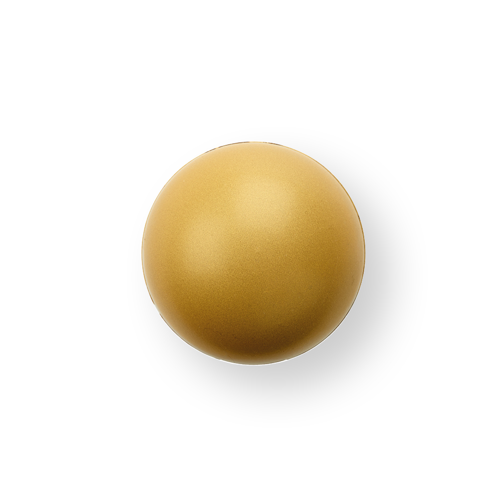 Gold Sphere 65