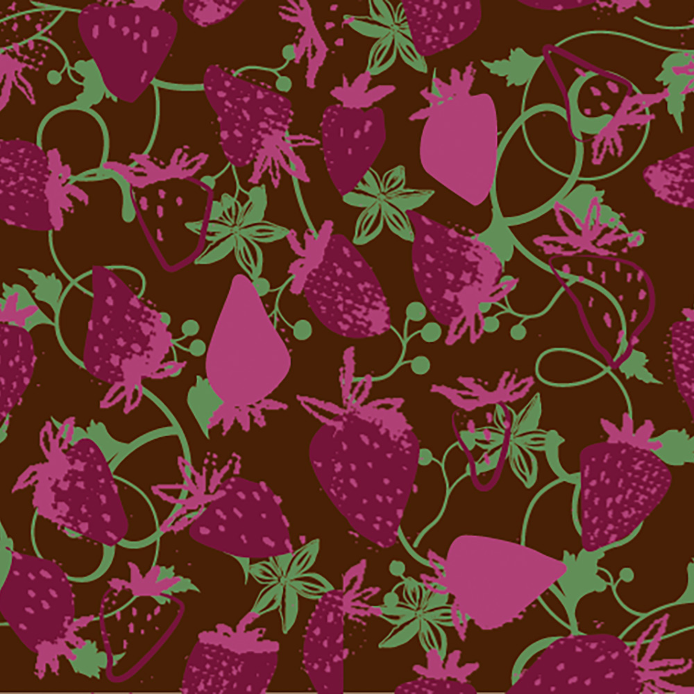 Wild Berries - Transfer Sheets - 30 pcs
