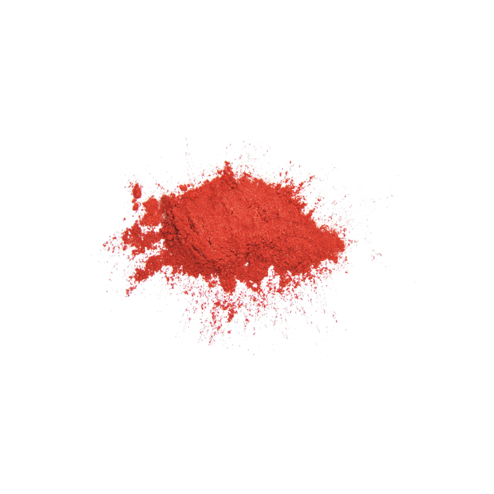 Sparkling Powder Red- Food Colorant - 1500gr