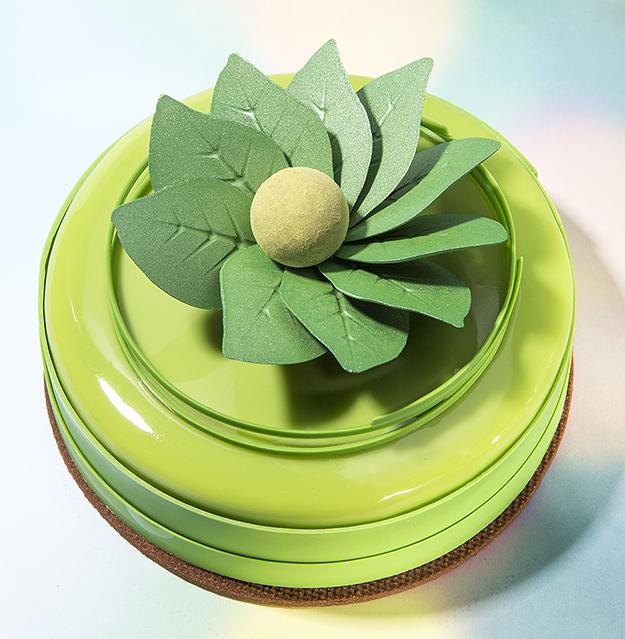 Artisanal Leaves (3D)