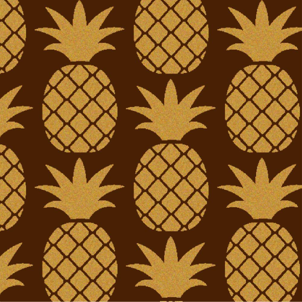 Pineapple - Transfer Sheets - 30 pcs