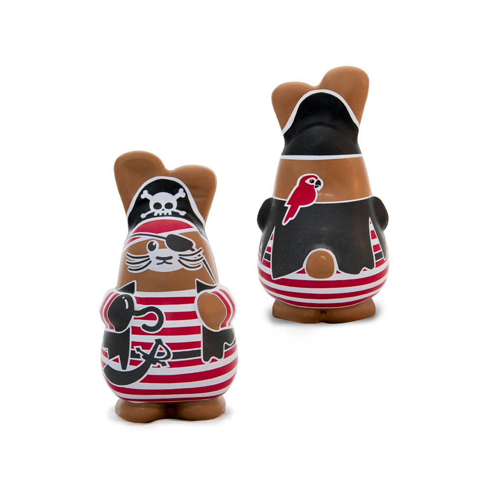Pirate Bunny (3D) - Blisters - 30 pcs