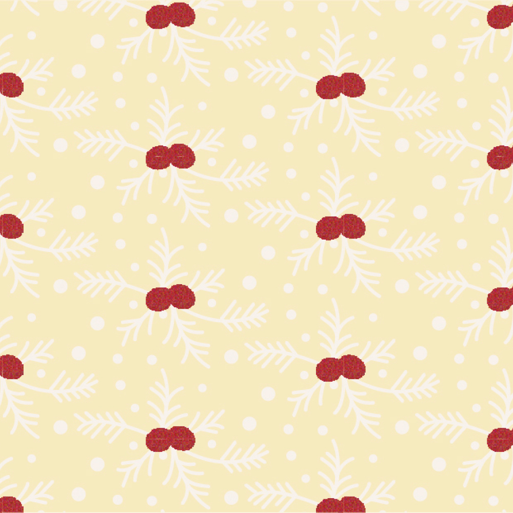 Berry Twigs - Transfer Sheets - 30 pcs