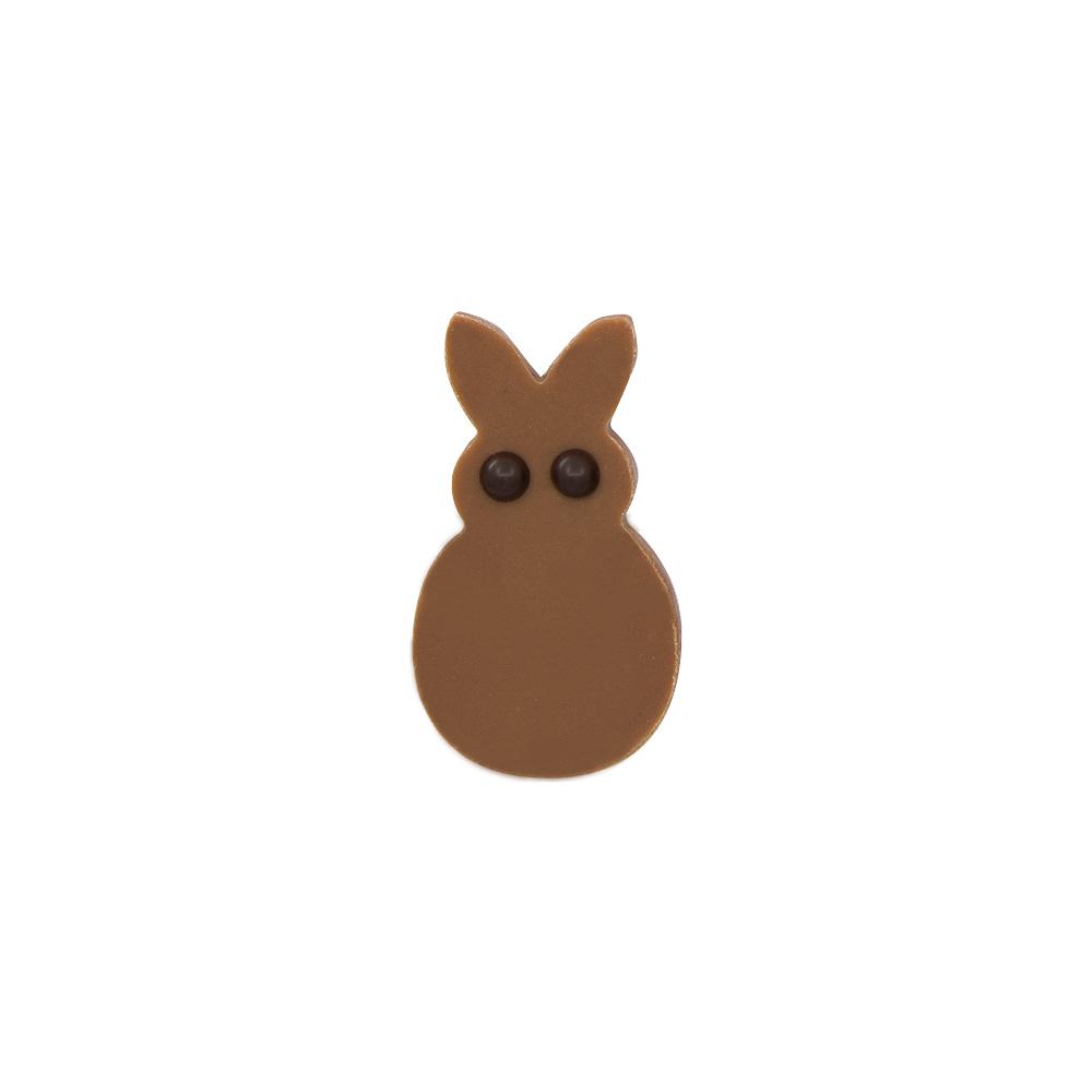 Original Bunny - Chocolate Decorations - Bunny Plaques - 224pcs