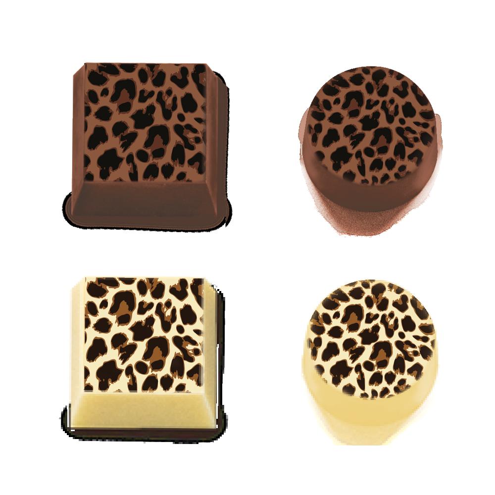 Jaguar - Transfer Sheets - 30 pcs