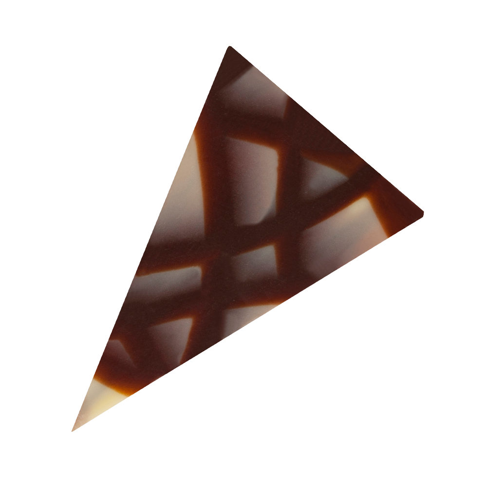 Décors signature (Jura) - Marbled Chocolate Jura Points