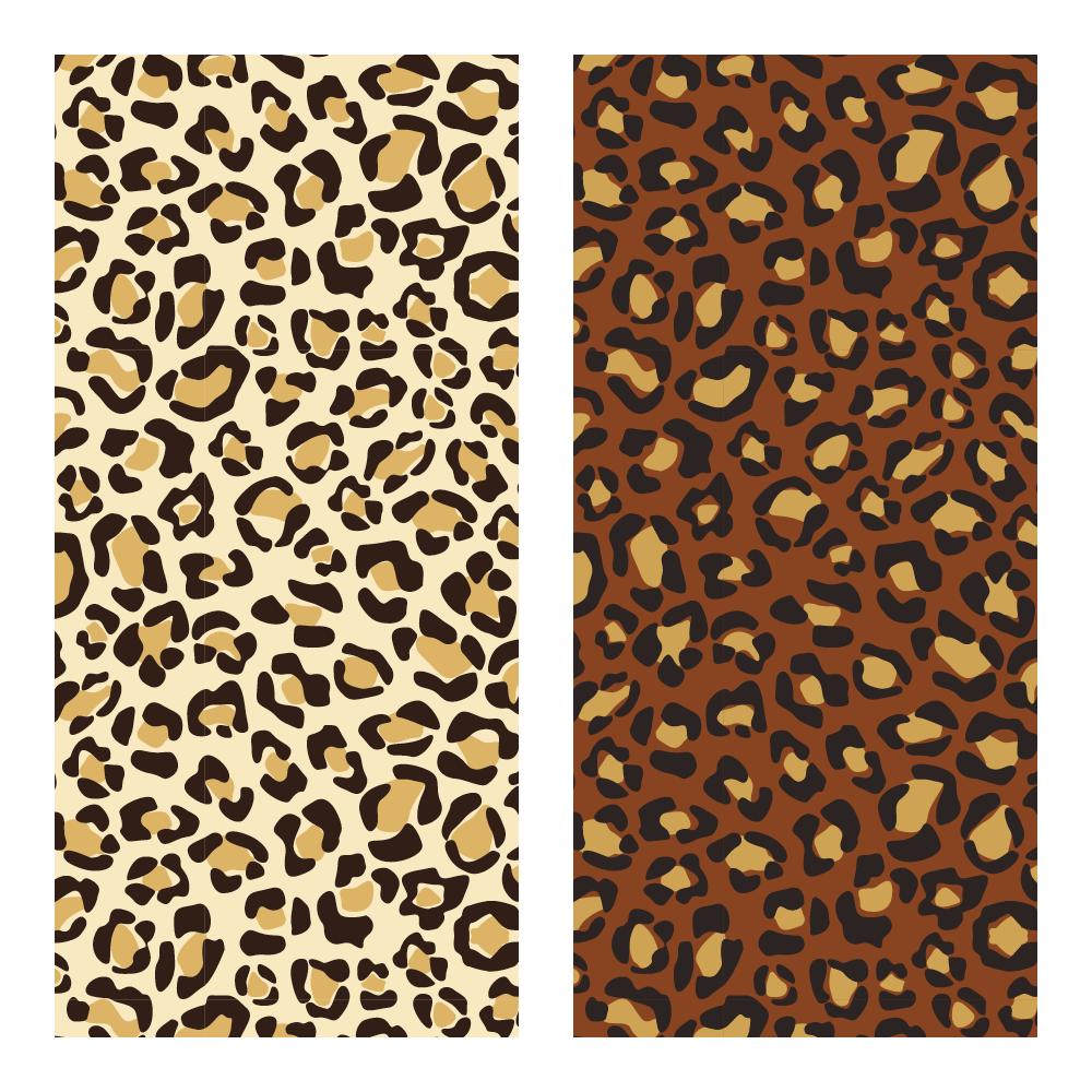 Transfer sheet - Transfer Sheets Spot My Leopard