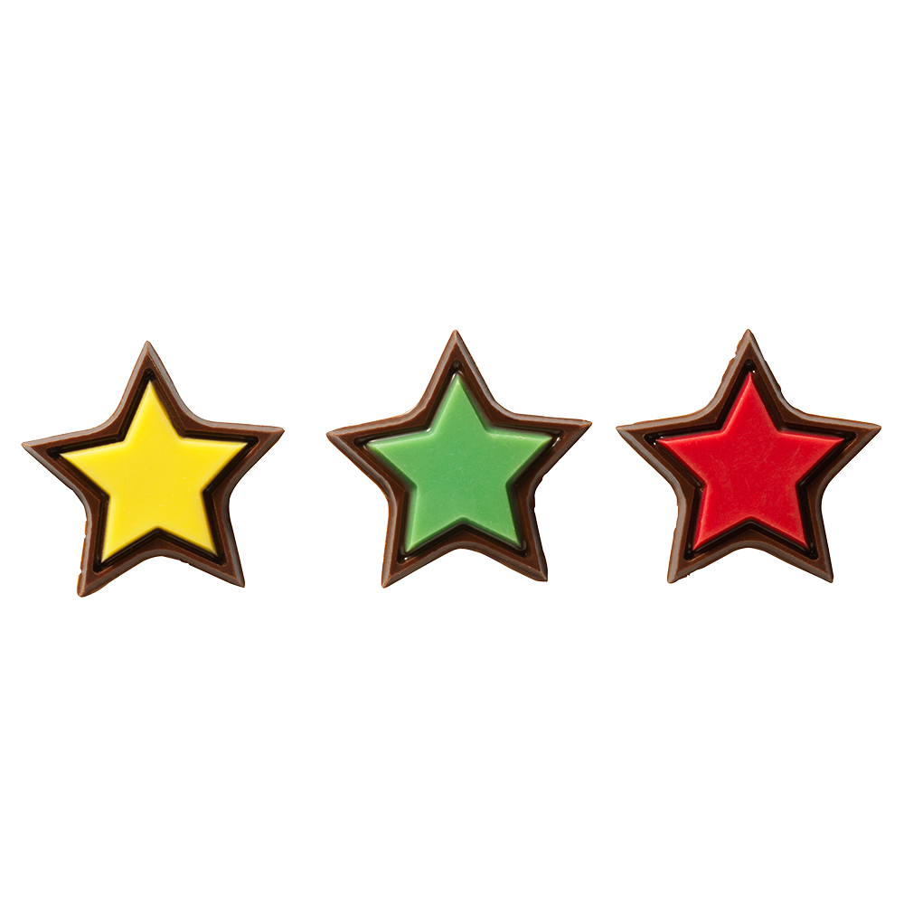 Christmas / Winter - Star Assortment